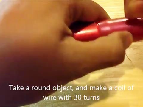 مدار ساده انتقال بی سیم جریان الکتریکی